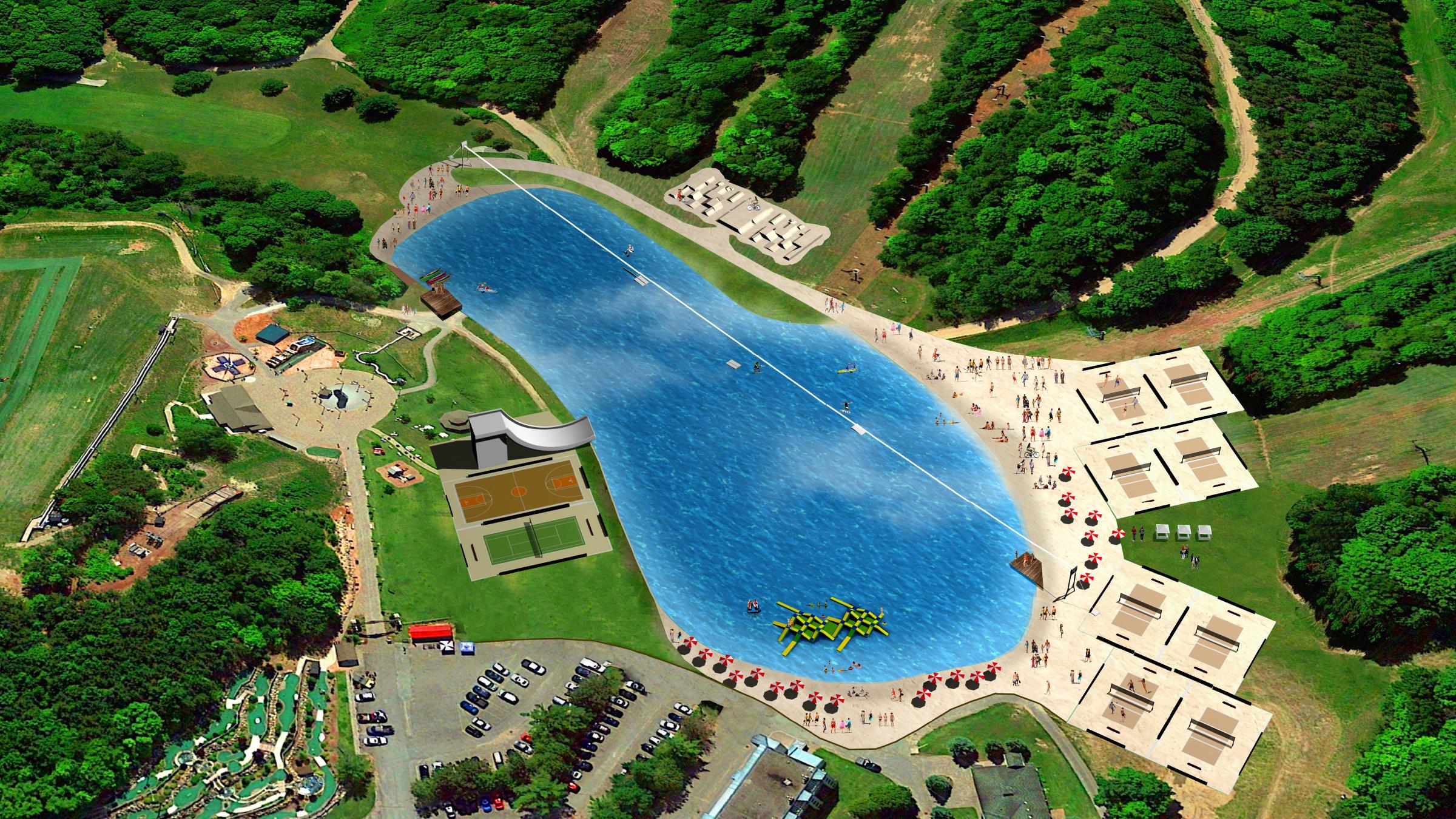 Horseshoe Resort Spa