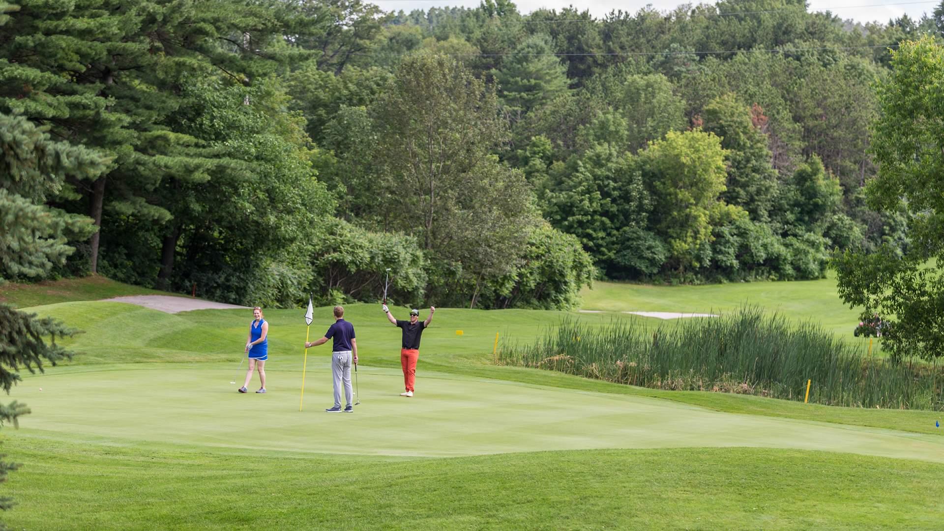 golf deals barrie area