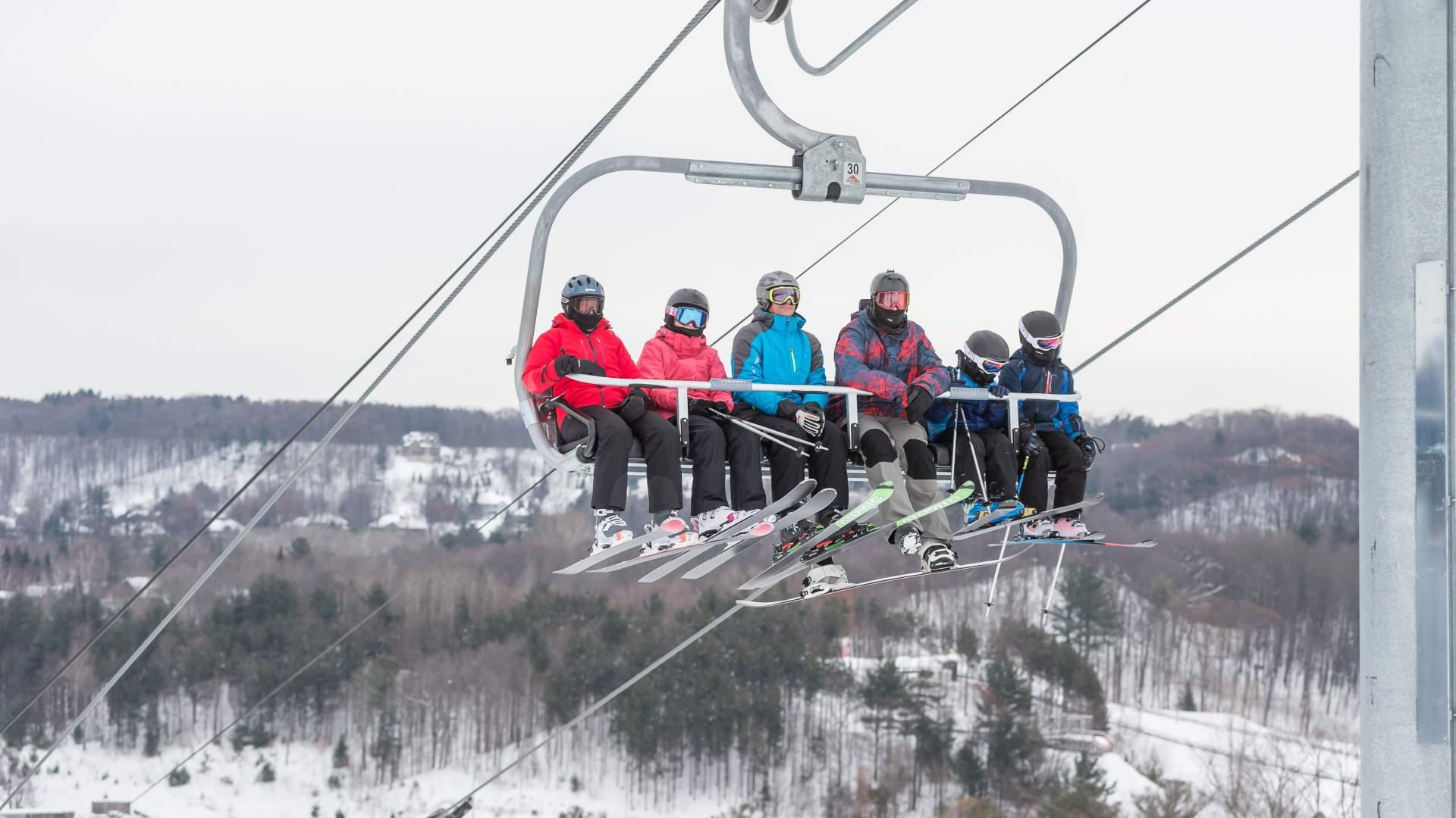 ski & stay this winter