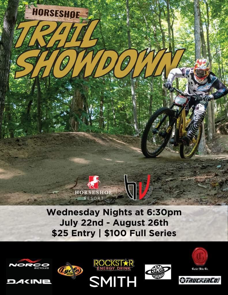 Horseshoe Trail Showdown Poster